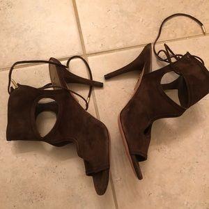 Authentic Aquazzura  Sexy Thing Sandals